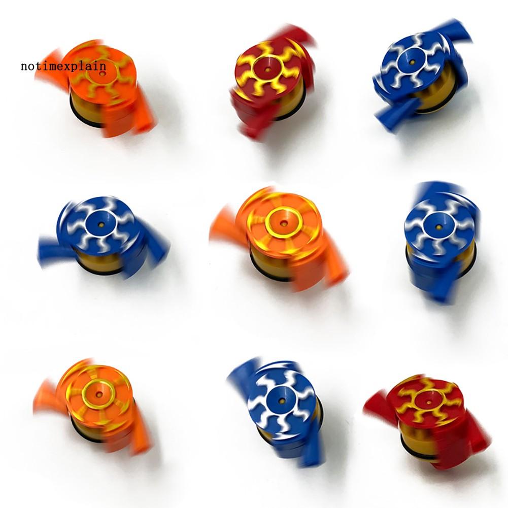 Con quay đồ chơi fidget spinner nhiều màu sắc cho trẻ em