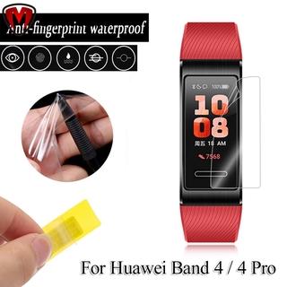 Miếng Dán Tpu Bảo Vệ Màn Hình Cho Huawei Band 4 4 Pro
