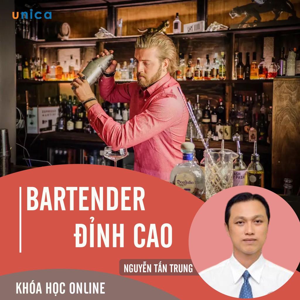 Toàn quốc- [E-voucher]- FULL khóa học PHÁT TRIỂN CÁ NHÂN- Bartender đỉnh cao- UNICA.VN