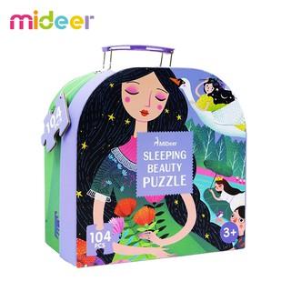 Bộ ghép hình Sleeping Beauty Puzzle Mideer