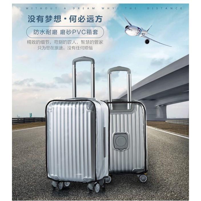Túi bọc vali trong PVC