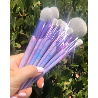 Set cọ BH Cosmetics Lavender Luxe 11 cây