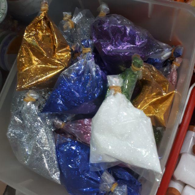Combo keo sữa+kim tuyến+hạt xốp+tuyết nhân tạo+bột borax làm slime - 3266340 , 1065753695 , 322_1065753695 , 150000 , Combo-keo-suakim-tuyenhat-xoptuyet-nhan-taobot-borax-lam-slime-322_1065753695 , shopee.vn , Combo keo sữa+kim tuyến+hạt xốp+tuyết nhân tạo+bột borax làm slime
