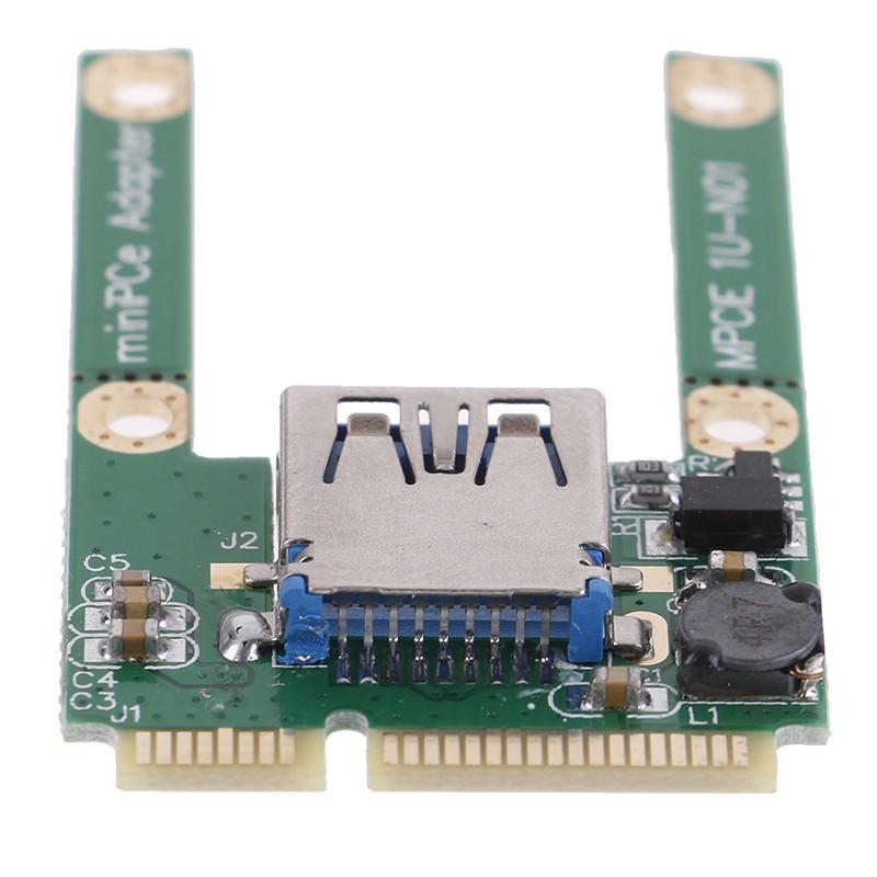 ❀PHỤ KIÊN ĐIỆN TỬ❀Mini pcie to USB 2.0 adapter converter,USB 2.0 to mini pci-e PCIE express card