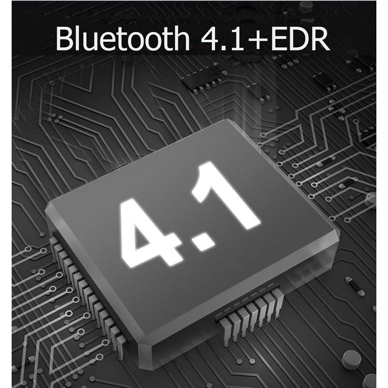 Bluetooth Stereo Wireless Earphone Ear Hook Painless Earbuds Sport Headphones