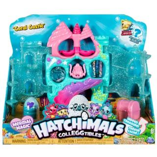 [Nhập mã TOYJULY giảm 10% tối đa 20K đơn từ 99K]Lâu đài Hatchimals Mermal Magic
