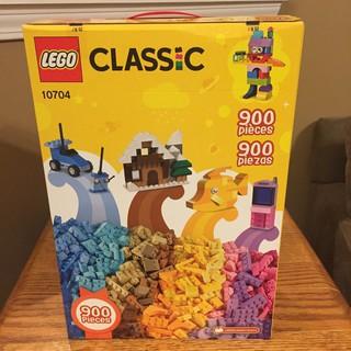[Hộp Đẹp] LEGO Classic 10704 Hộp Gạch Sáng Tạo (900 Mảnh Ghép – 1,254Kg) [Sealed, Chính Hãng]