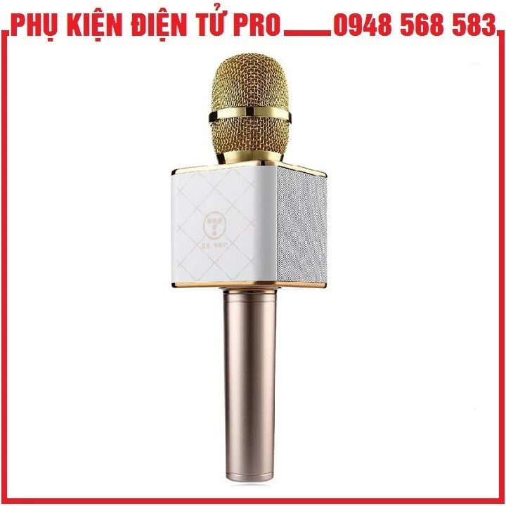 Micro Bluetooth Hát Karaoke Q7 3 In 1