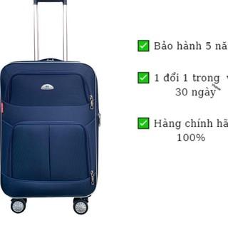 vali kéo vải dù cao cấp HOT 2021 chống thấm nước đủ size nhiều ngăn tiện dụng đựng đồ giá rẻ thumbnail