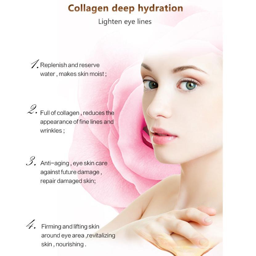Mặt Nạ Mắt Collagen Efero Làm Săn Chắc Da Chống Quầng Thâm thumbnail