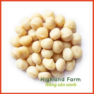 Hạt Macca tách vỏ 500gr, Mắc ca Việt Nam Hoàn toàn tự nhiên