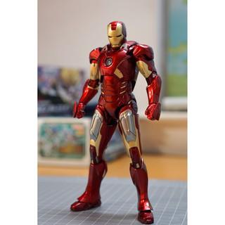 Mô hình ZD Toys Iron Man Mark VII (MK7) Scale 1 10 thumbnail