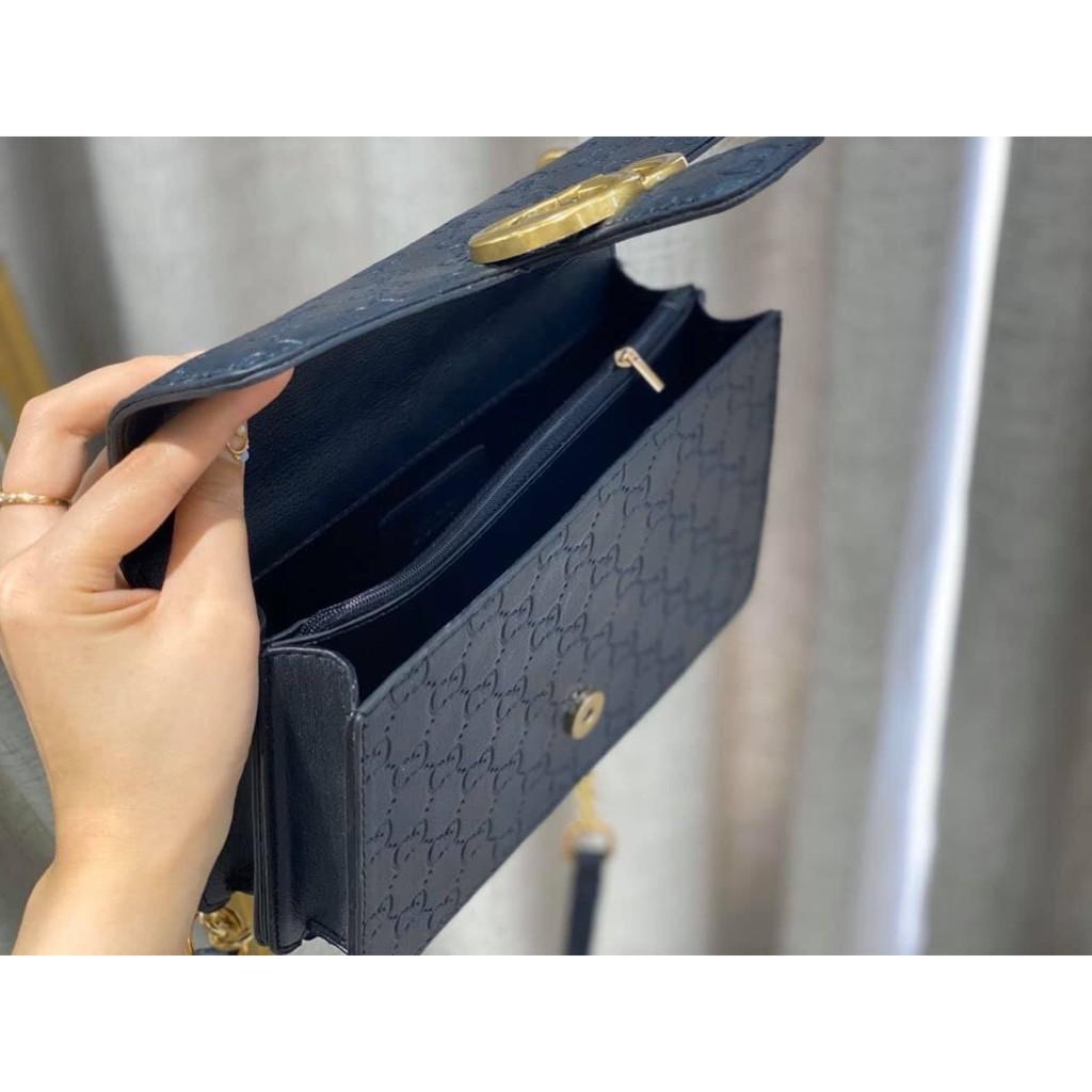 Túi xách gg họa tiết túi xách nữ đeo vai dự tiệc sang trọng hàng nhập loại 1 TXGG01