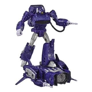 Robot biến hình shockwave seige transformers – phi thuyền biến bình