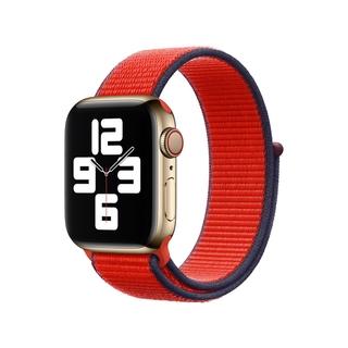 Dây đeo đồng hồ Lykry cho Apple watch Series 38/40MM 42/44M làm bằng nylon