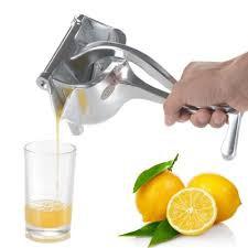 Máy ép trái cây hoa quả bằng tay làm nước rau củ cầm tay đa năng bằng inox mini nhỏ gọn tiện dụng