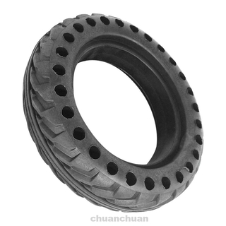 Direct Fit Replacement Rubber Anti Slip 8 Inch Good Grip Electric Scooter Honeycomb Hole 200×50 Solid Tire