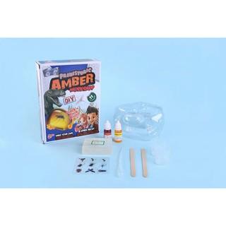 Bộ Kit làm Xà Phòng Hổ Phách (Prehistoric Amber Workshop)