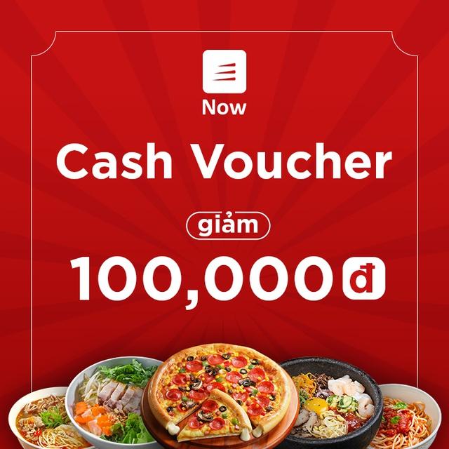 Hình ảnh Toàn Quốc [E-Voucher] NOW - Giảm 100.000đ khi đặt món trực tuyến trên Now - Độc quyền tại Shopee-0
