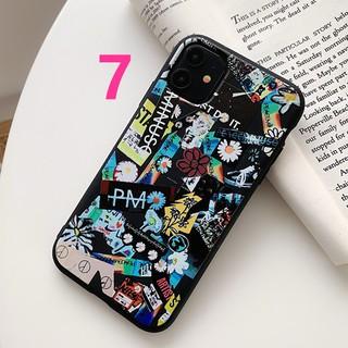 Ốp điện thoại TPU mềm in hình trái cây cho iPhone XR X Xs max 6 6s 7 8 6P 7P 8P 11 Pro max thumbnail