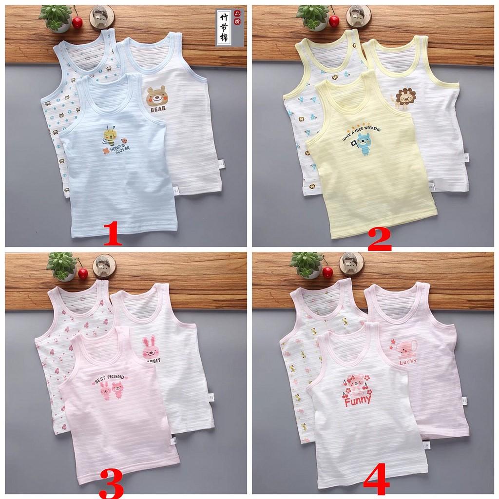 M1238 - Set áo ba lỗ xuất Nhật bé trai bé gái - 2597066 , 998050893 , 322_998050893 , 3000000 , M1238-Set-ao-ba-lo-xuat-Nhat-be-trai-be-gai-322_998050893 , shopee.vn , M1238 - Set áo ba lỗ xuất Nhật bé trai bé gái