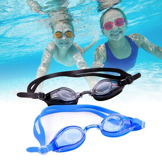 Kính bơi kèm bịt mắt bịt tai