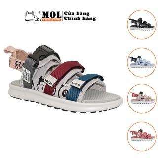Giày sandal nữ đi học hiệu Vento NB80R - MOL VN - BẢO HÀNH 12 THÁNG