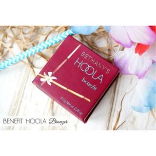Phấn Tạo Khối Benefit Hoola Matte Bronzer thumbnail