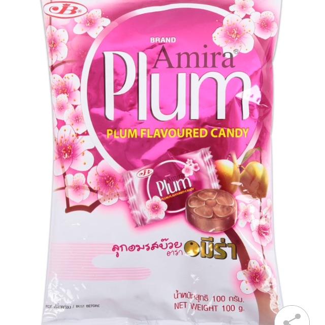 Kẹo Mận Amira - Gói 100 G THÁI LAN