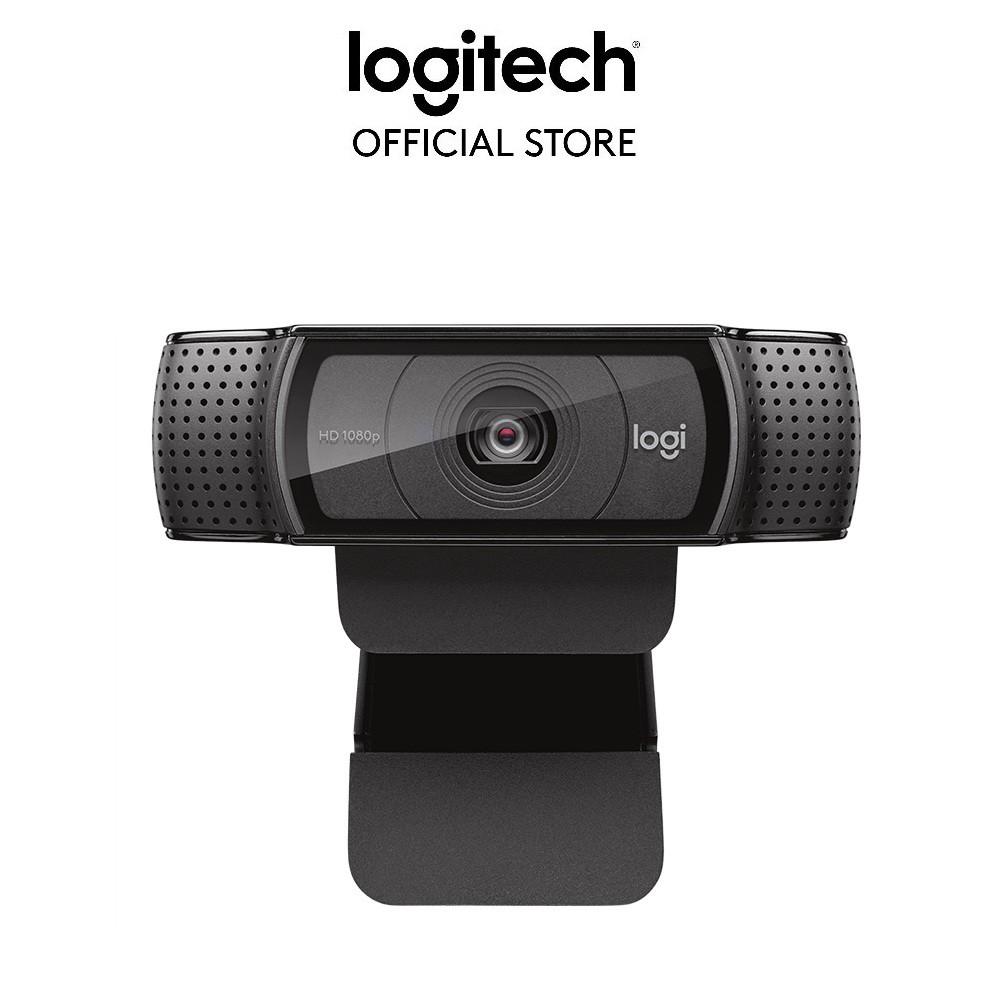 [Mã ELLOGI giảm 5% đơn 300K] Webcam Logitech C920 Full HD Pro