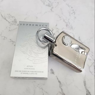 Nước hoa nam Afnan supremacy Silver (100ml full)