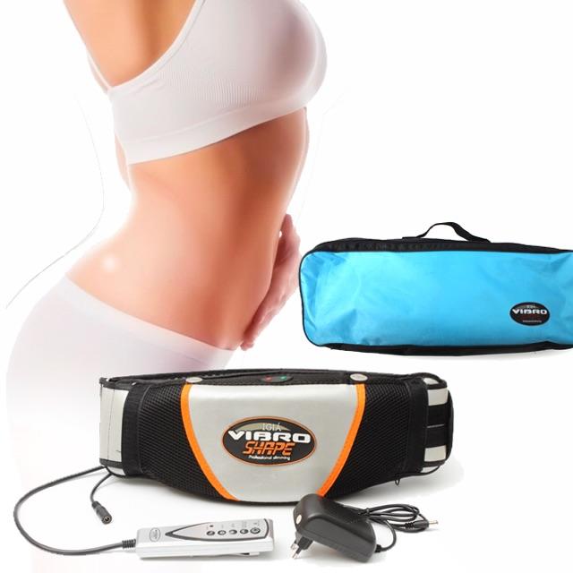 Đai vibro shape mat xa rung nóng giảm mỡ bụng và toàn thân chất lượng tuyệt hảo
