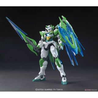Mô hình Gundam HG 00 shia QAN T