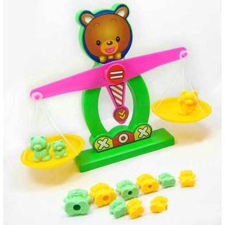 Bộ học cân nặng cân bằng thú vị Dream Toy (Giao màu ngẫu nhiên)
