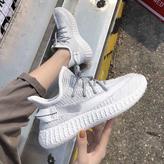 Giày thể thao dáng giày Yzy đẹp hot hit[Xả kho]