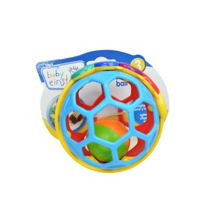 [HOT] Bóng lục lạc có âm thanh Baby Einstein Bendy Ball cho bé từ 3 tháng – Toca Toys