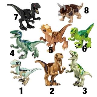 Lego xếp hình khủng long ( 8 mẫu)
