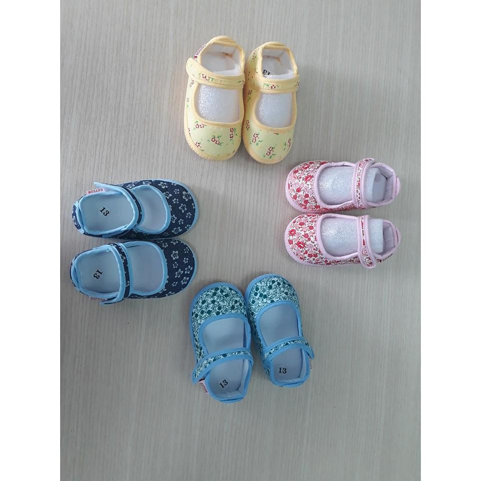 Giày vải cho bé gái hiệu GOTSON ( size 11 cm) - 2794706 , 996741571 , 322_996741571 , 120000 , Giay-vai-cho-be-gai-hieu-GOTSON-size-11-cm-322_996741571 , shopee.vn , Giày vải cho bé gái hiệu GOTSON ( size 11 cm)