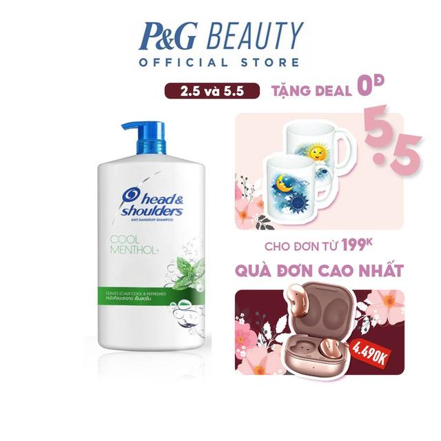 Dầu Gội Head&Shoulders chai 1800ml
