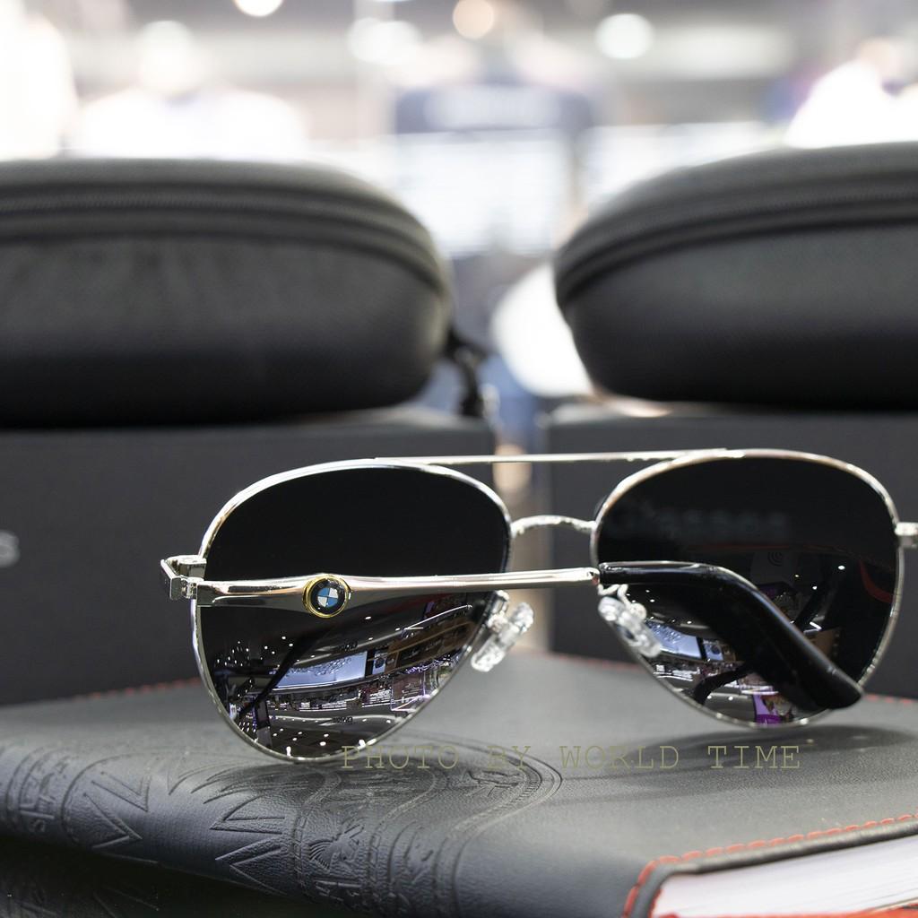 Kính mát nam BMW01 thời trang cao cấp ,full box, tròng Polazied, chống lóa , chống tia UV cực tốt...