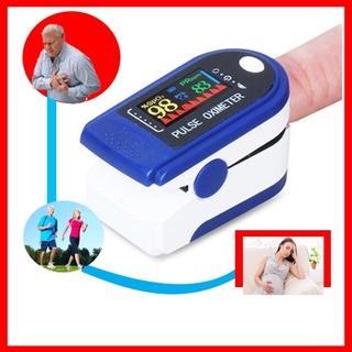 Máy đo nồng độ oxi trong máu Fingertip Pulse Oximeter giúp phát hiện hiện tượng thiếu oxy trong máu thumbnail