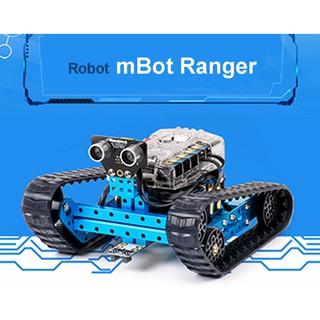 Robot lập trình mBot Ranger makeblcok đồ chơi thông mình 3 trong 1