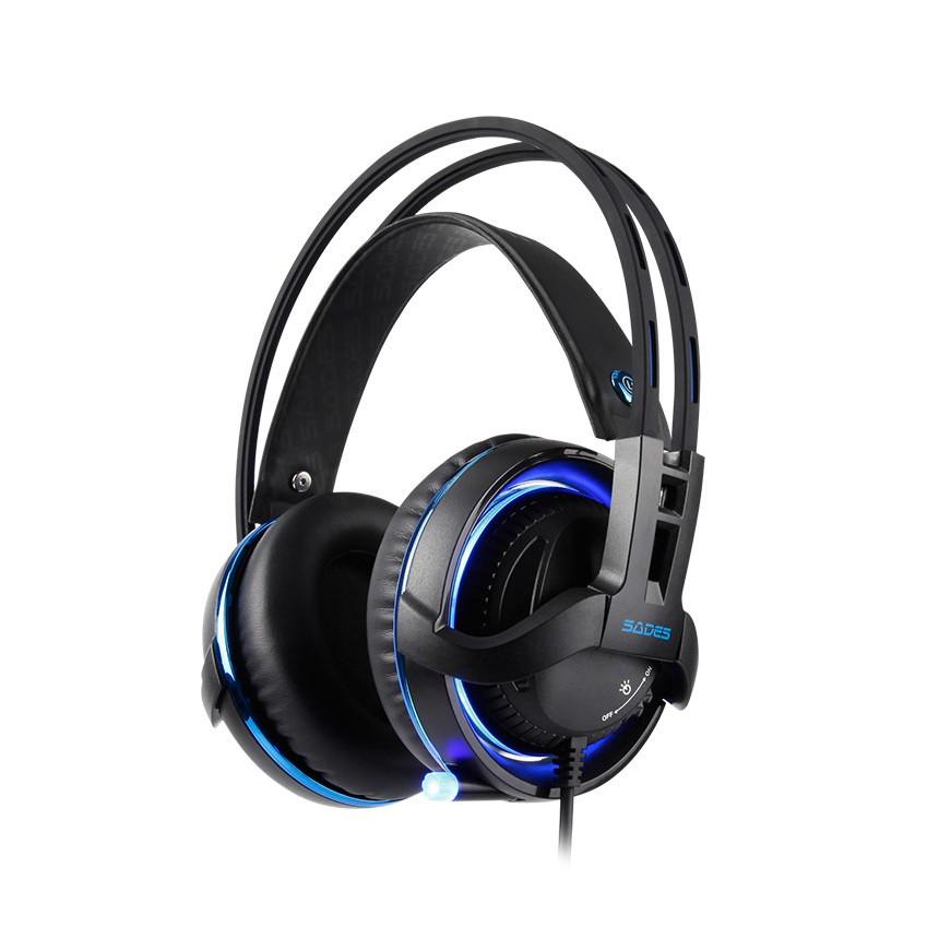 Tai nghe chơi game Sades - SA916 RGB