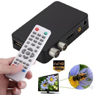 Đầu thu K2 TV DVB-T / T2 Video kỹ thuật số 3D Ground MPEG4 PVR HD 1080p Đặt hộp TV hàng đầu 272