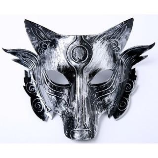 SK-mặt nạ hóa trang-măt nạ sói-( MK3)