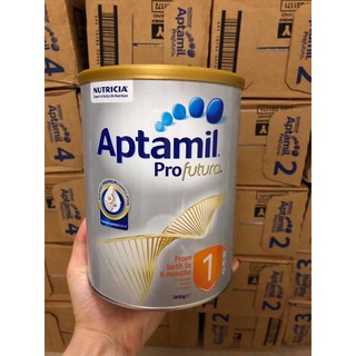 Sữa Aptamil Profutura Úc số 1- 900g, Date dài( cam kết hàng chuẩn xách tay Airline )
