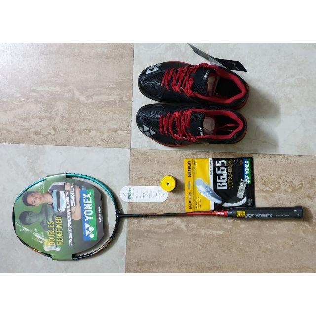 Combo cho người mới chơi ( giày+ vợt+ cước+ cuốn cán) - 14203073 , 2219699933 , 322_2219699933 , 800000 , Combo-cho-nguoi-moi-choi-giay-vot-cuoc-cuon-can-322_2219699933 , shopee.vn , Combo cho người mới chơi ( giày+ vợt+ cước+ cuốn cán)