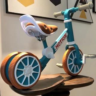 Xe chòi chân vận động kiêm xe đạp 3 bánh Motion