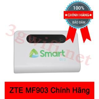 Bộ phát wifi 4g ZTE MF903, Pocket Wifi MF920, 3G 4G Mifi LTE - Tốc độ 150 Mbps thumbnail