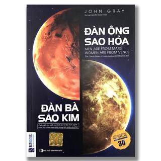 Sách - Đàn ông sao hỏa đàn bà sao kim - BIZ-KT-188k-8935246923429